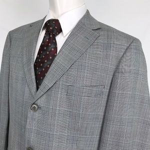 HUGO BOSS Rossellini Silk Blend Modern Sport Coat